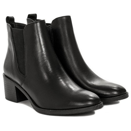 Tamaris 1-25043-23 001 Black Boots