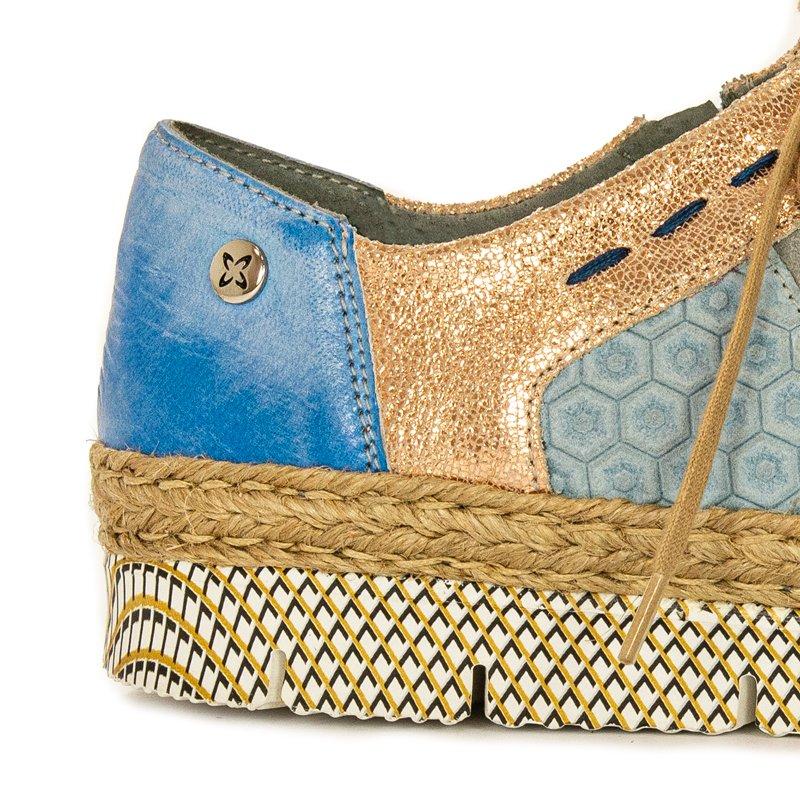 Buty damskie adidas SWIFT RUN CQ0024   odcienie niebieskiego