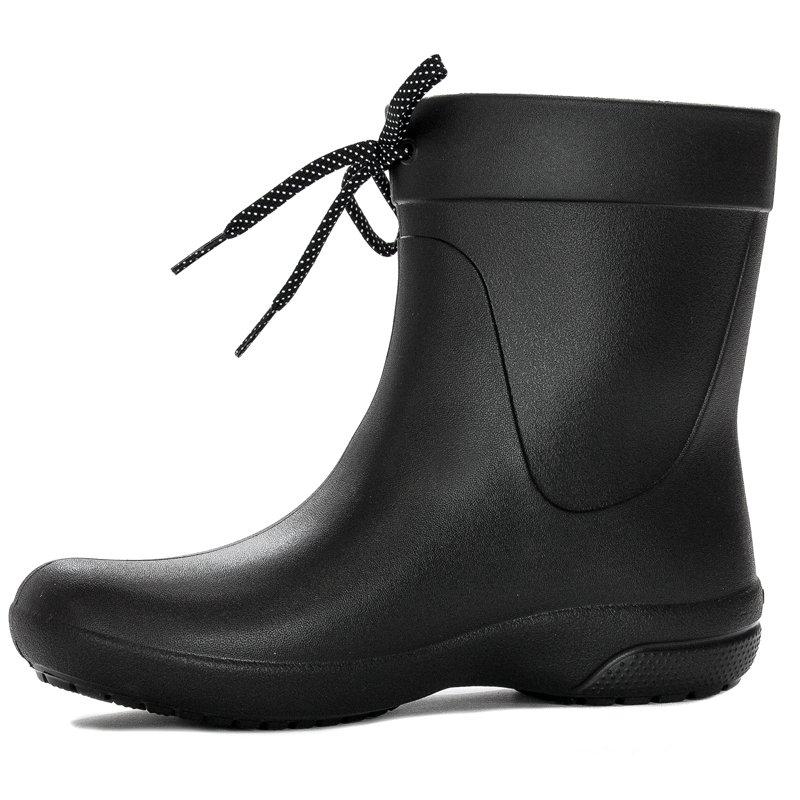 tania wyprzedaż usa przystępna cena niska cena Kalosze Crocs 203851-001 Black Czarne