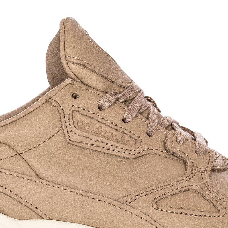 nowe obrazy Gdzie mogę kupić w sprzedaży hurtowej Sneakersy Adidas Falcon W DB2714 Beżowe