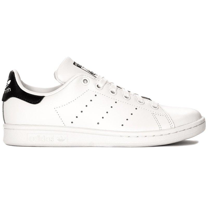 Buty adidas stan smith 39 czarne skora naturalna na koturnie