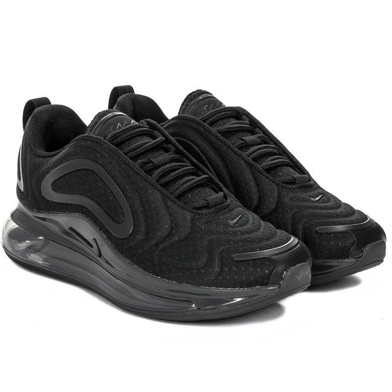 Sneakersy Nike Air Max 720 AR9293015 Czarne