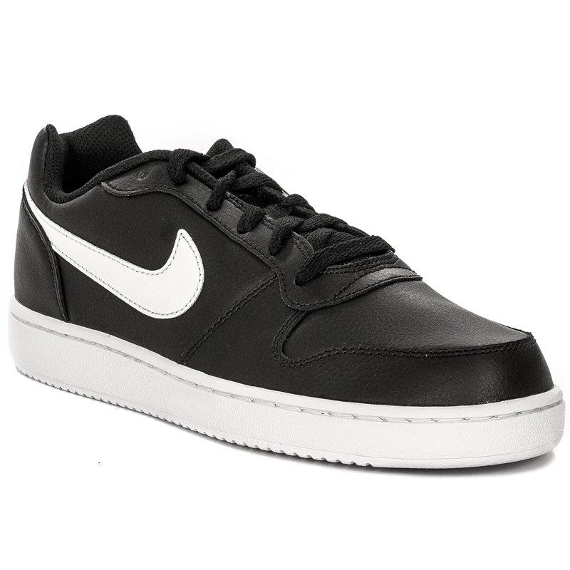 NIKE EBERNON LOW kolor CZARNY (AQ1775002) Męskie Sneakersy