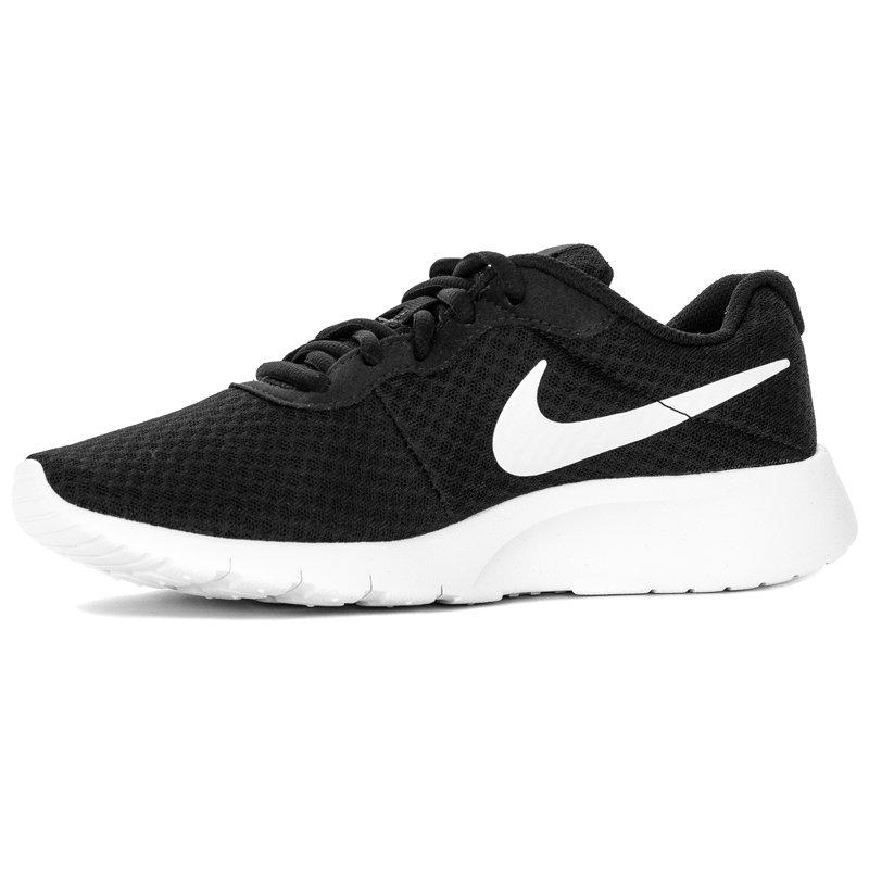 Sneakersy Nike Tanjun 818381 011 Czarno Białe