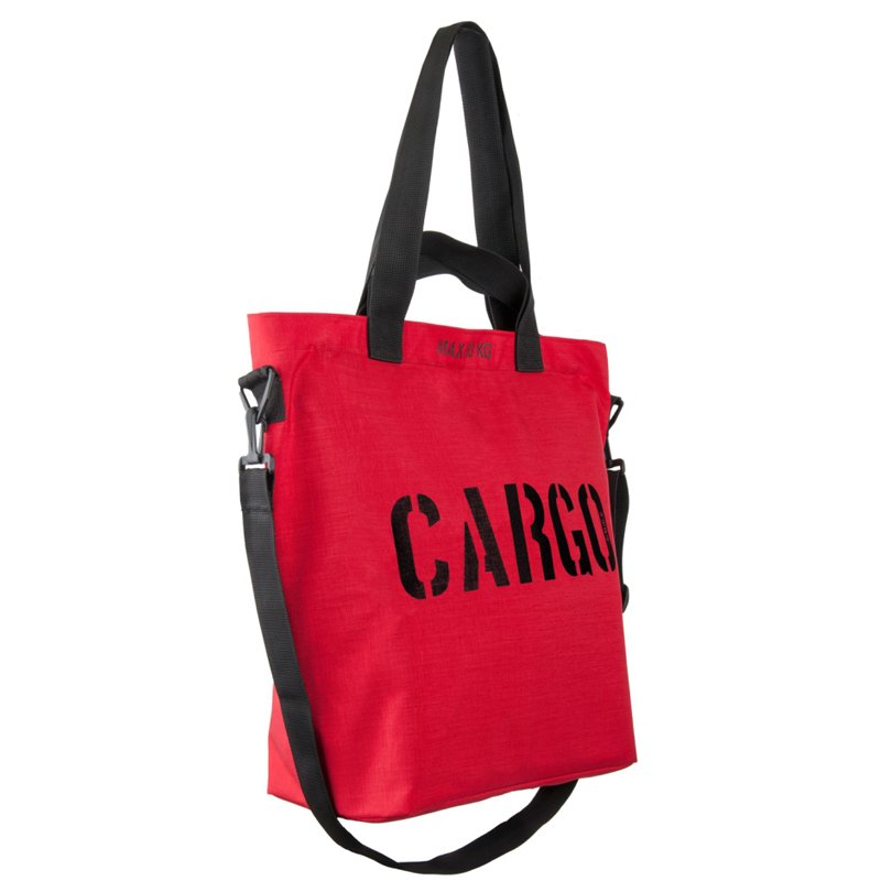 Torba CargoByOwee Classic Red Medium Czerwona