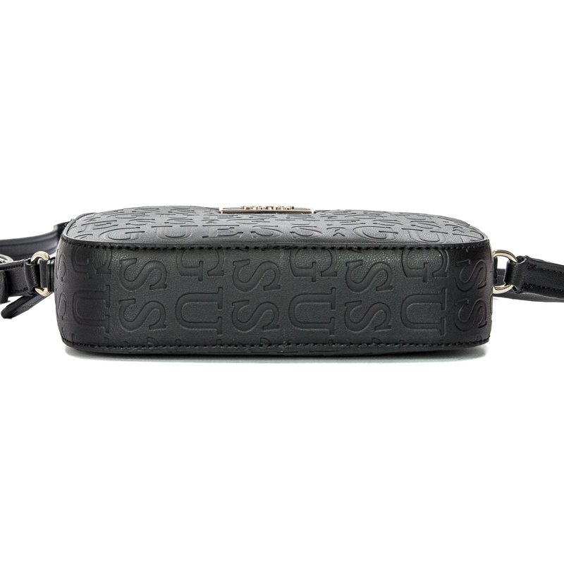 Torebka Guess HWVD66 91120 KAMRYN CROSSBODY TOP ZIP BLACK
