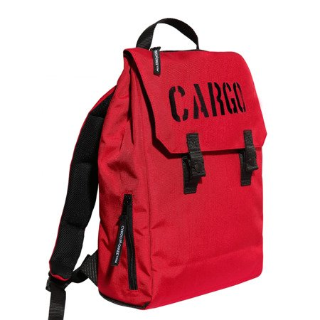 Plecak CargoByOwee Classic Red Medium