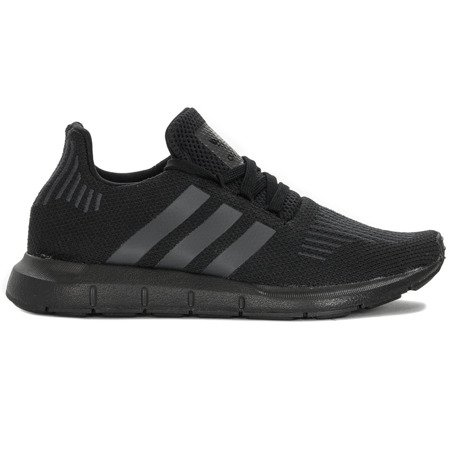 Sneakersy Adidas Swift Run J CM7919 Czarne